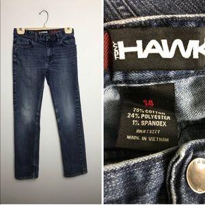 Boys Tony Hawk Jeans. Size 14